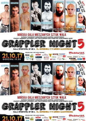 GRAPPLER NIGHT 5